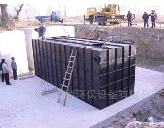 广西屠宰污水一体化设备优质生厂家