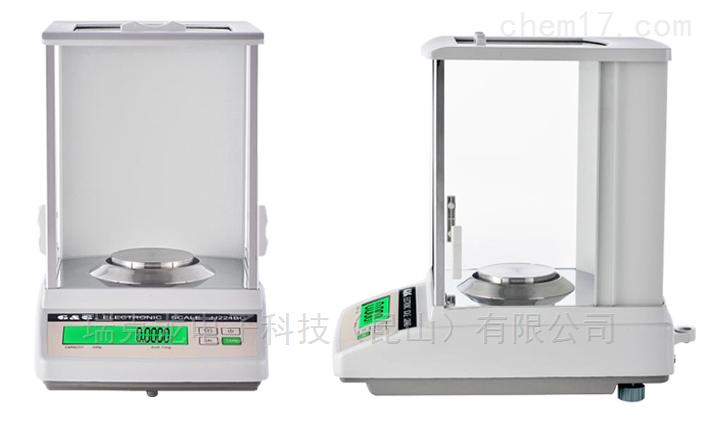 雙杰儀器廠電話1020g/0.001g天平JJ223BF
