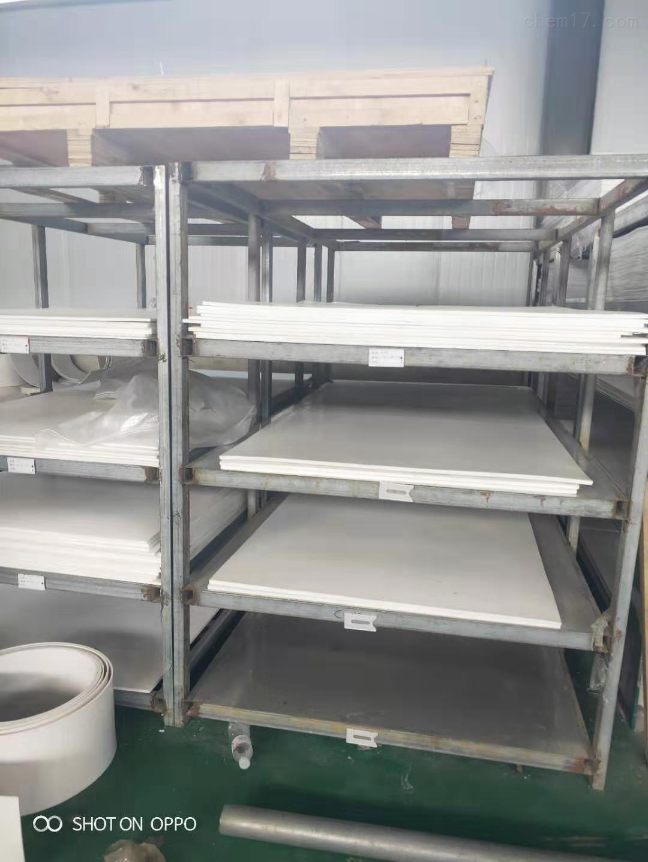 膨体聚乙烯四氟板板常用规格