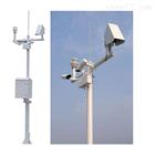 交通氣象局路面狀況能見度實時監測系統
