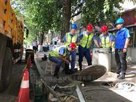 嘉兴市管道非开挖修复管道清淤疏通检测