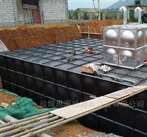 XBZ-800-0.60/40-M-II箱泵一体化消防水箱防浮基础要求