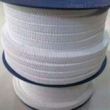 齐全供应PTFE含油白四氟盘根割裂丝盘根