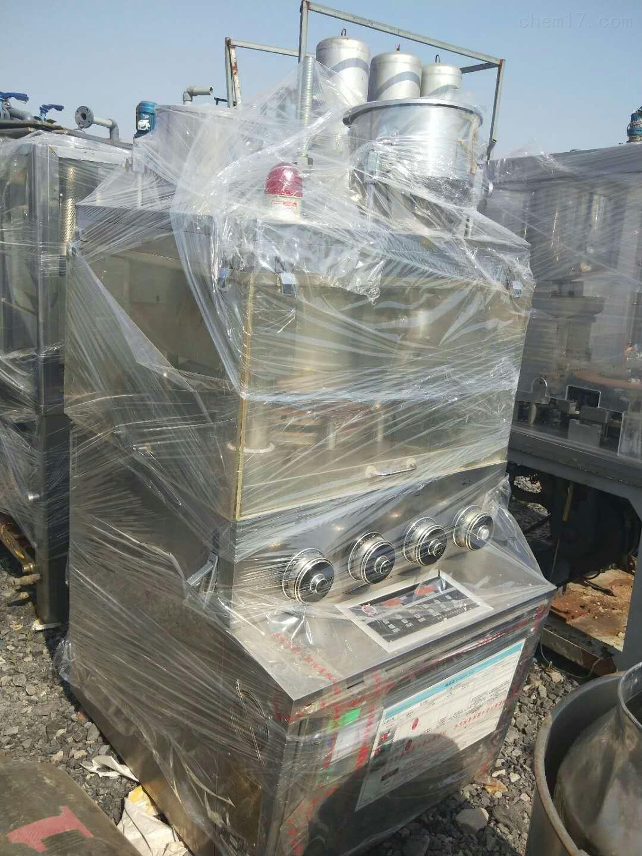 转让或回收二手压片机制药设备等