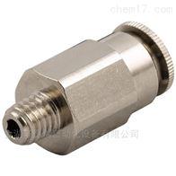 58000 4-M6x1/58000 4-M8x1安耐aignep快插接头,高压
