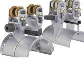GHC-Ⅰ10工字钢电缆传导滑车