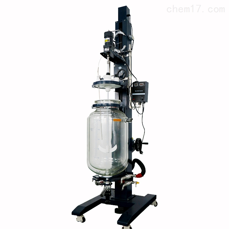 实验室玻璃釜