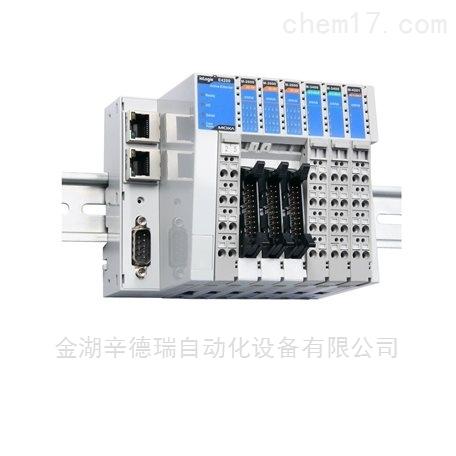 台湾MOXA输入输出模块原装正品
