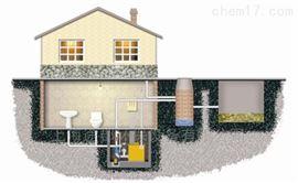 别墅型卫生间污水提升器