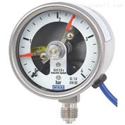 PGS23.063德国威卡WIKA带开关电接点的波登管压力表
