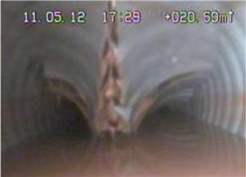 喷涂法聚氨酯堵漏管道树脂固化双胀环修复