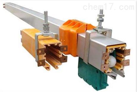 HXTS-10铝合金外壳滑触线
