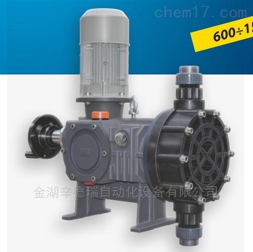 意大利OBL机械隔膜计量泵原装正品