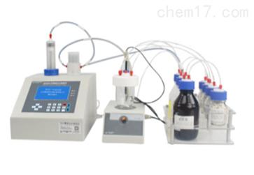 JC-C9全自动卡尔费休容量法水分仪