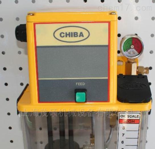 TM-302FW-T4P台湾CHIBA永钿油泵TM-302FW-T4P现货