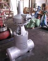 Z560Y伞齿轮焊接闸阀