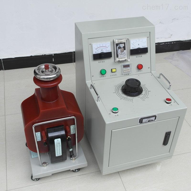 高压试验变压器电力承试五级