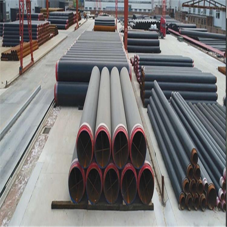 直埋式保温钢管厂家报价表