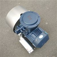 双叶轮防爆漩涡气泵