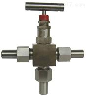 J26WJ26W焊接三通针阀