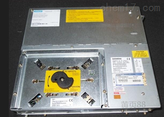 西门子工控机白屏故障不能正常启动维修