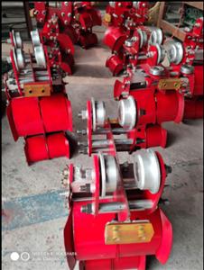 GHC-Ⅱ型工字钢台车厂家