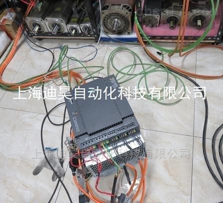 西门子828D报警25201伺服故障维修