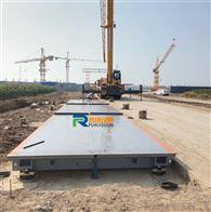 天津150吨电子磅秤维修-大型汽车地磅供应