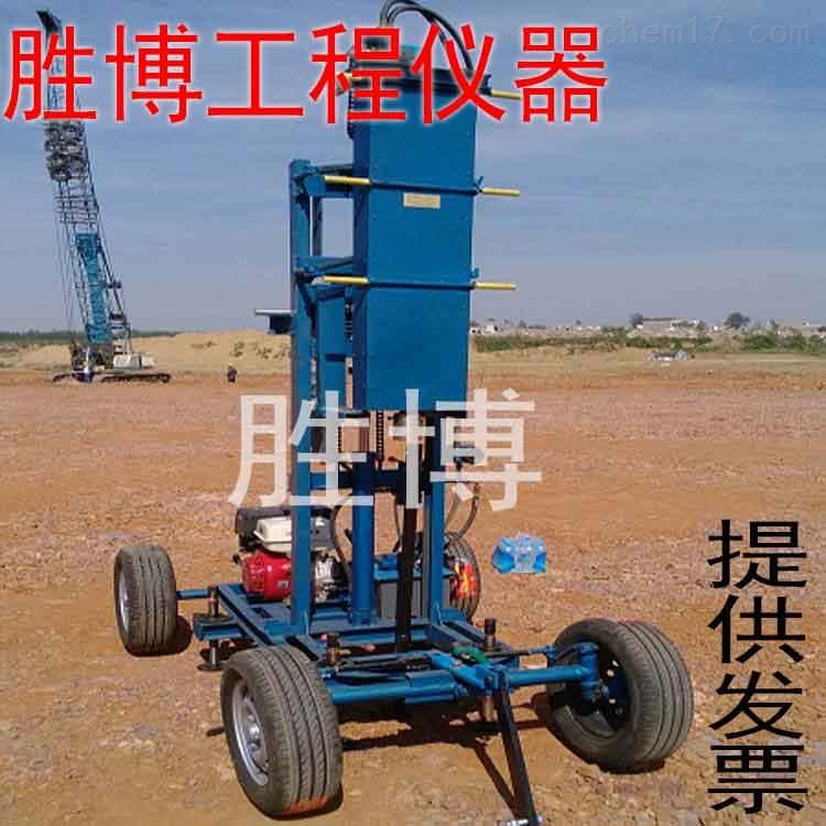 全自动液压重型动力触探仪