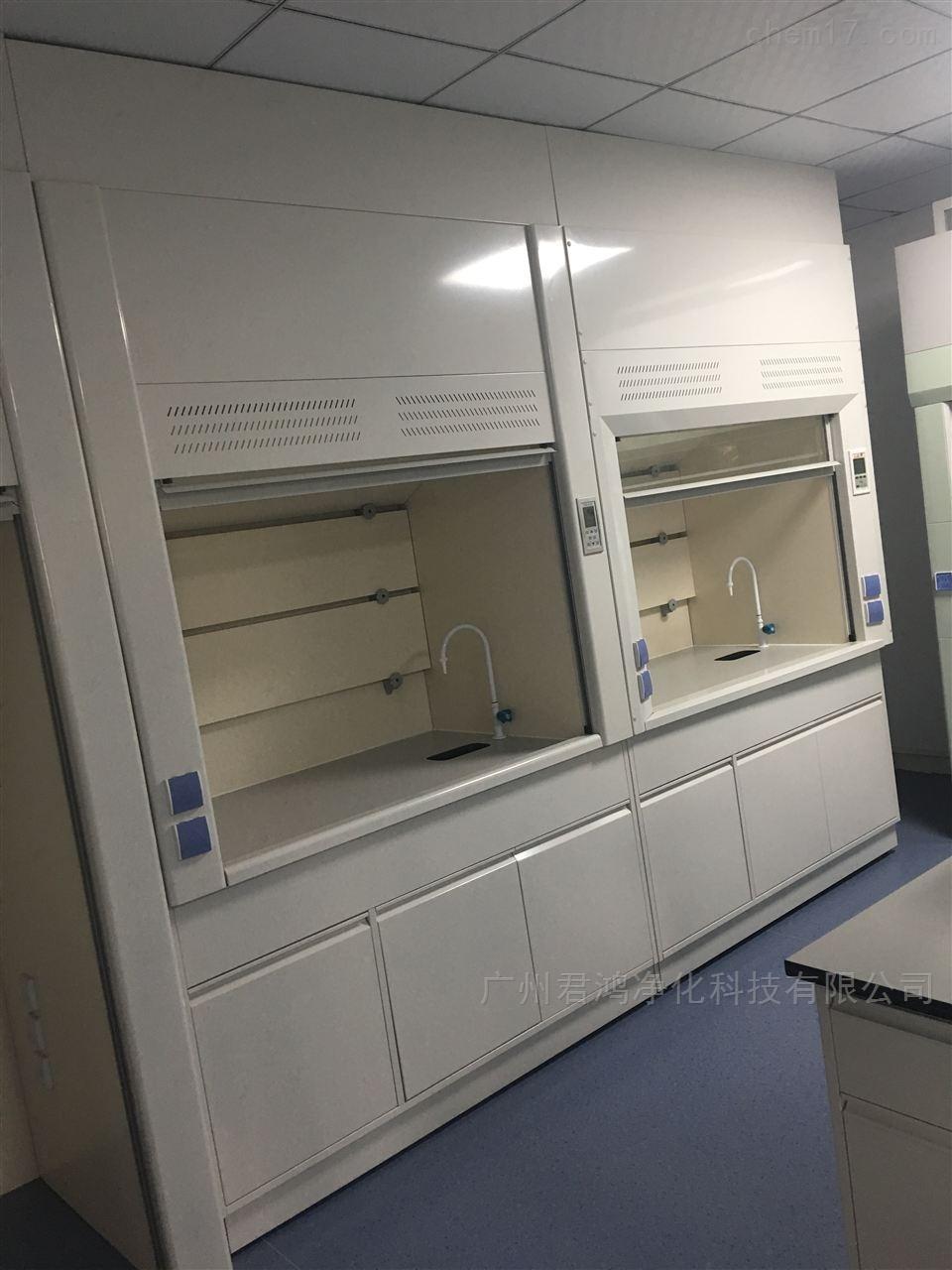 杭州化学实验室PP通风柜排风设备