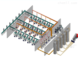 大型自动化中央供料系统