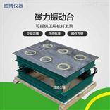 GBT 25044-2010砌墙砖磁力振动台 双弹簧