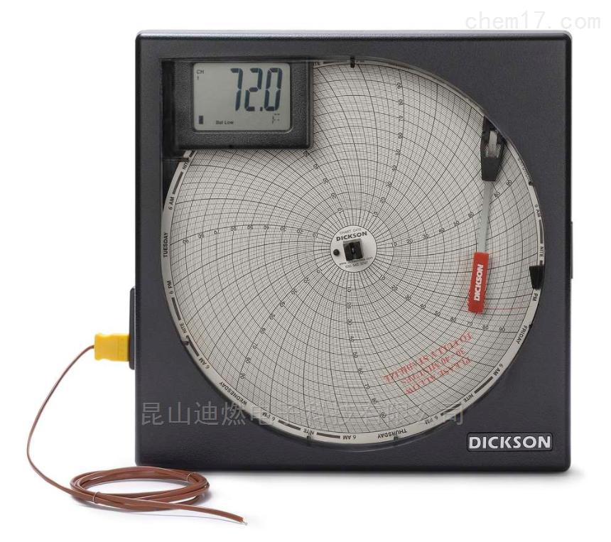 DICKSON走纸圆盘记录仪KT8P2