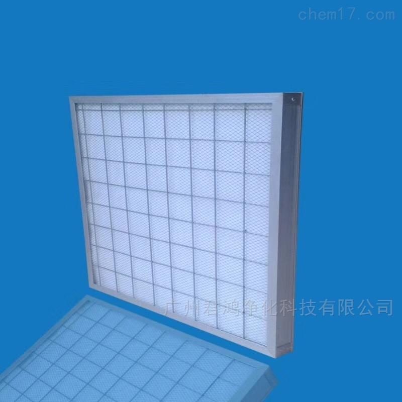内蒙古包头活性炭初效过滤器厂家安装