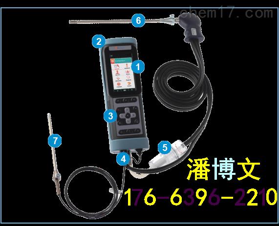 法国凯茂E4500四组分锅炉烟气分析仪