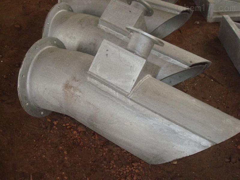 ZG8Cr33Ni9NRe导灰管-聊城海冶铸造厂