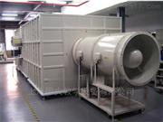 JY-FJ1000风机性能风洞实验设备