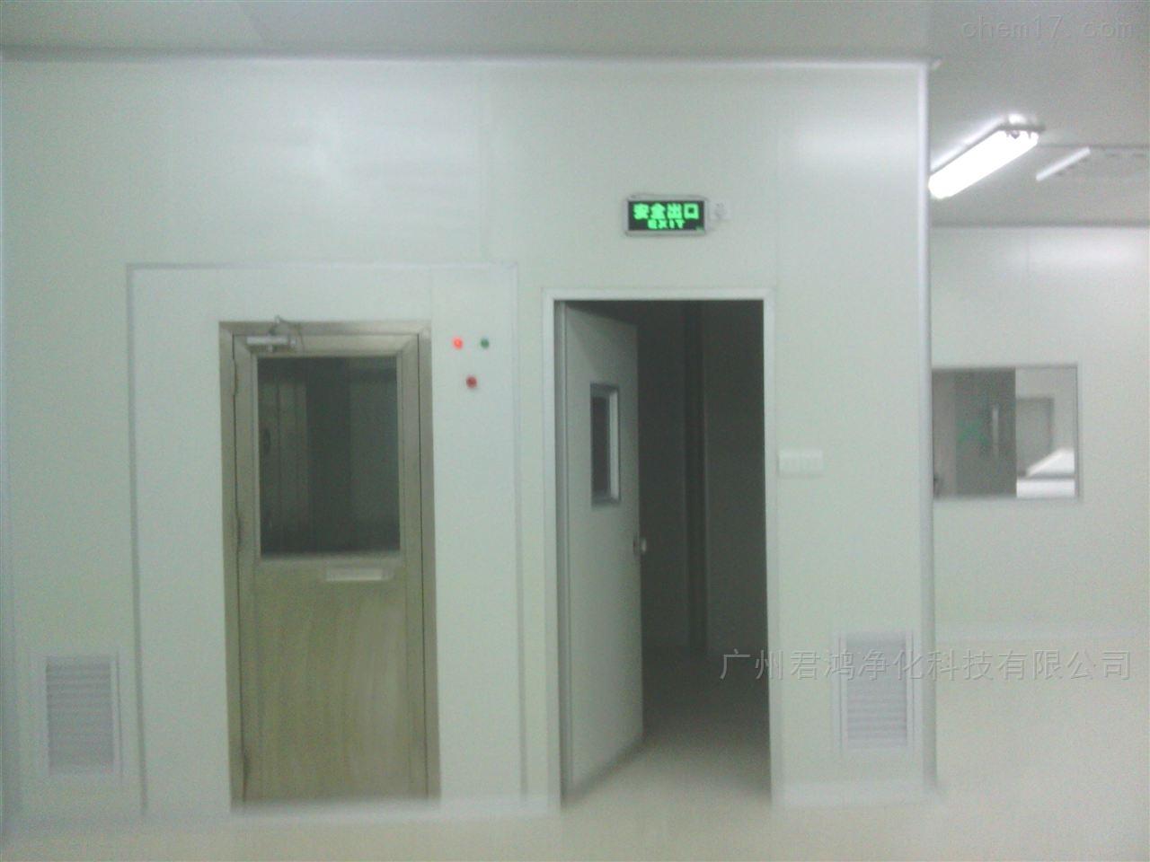 湖南岳阳生物制药厂不锈钢双人风淋室报价