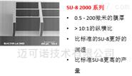 光刻膠SU-8 2000