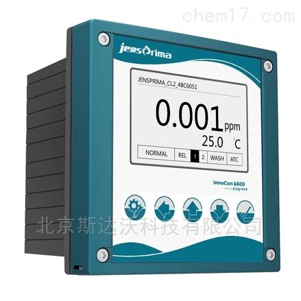 现货供应innoCon6800CL在线水质余氯检测仪