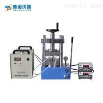 RYJ-600D1(S)手動熱壓機一體式油缸