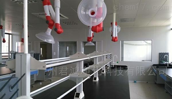 南雄钢铝木实验台仪器台 原子吸取室布局