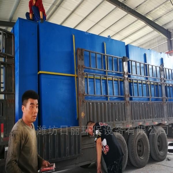 昆明屠宰厂污水一体化处理设备厂家