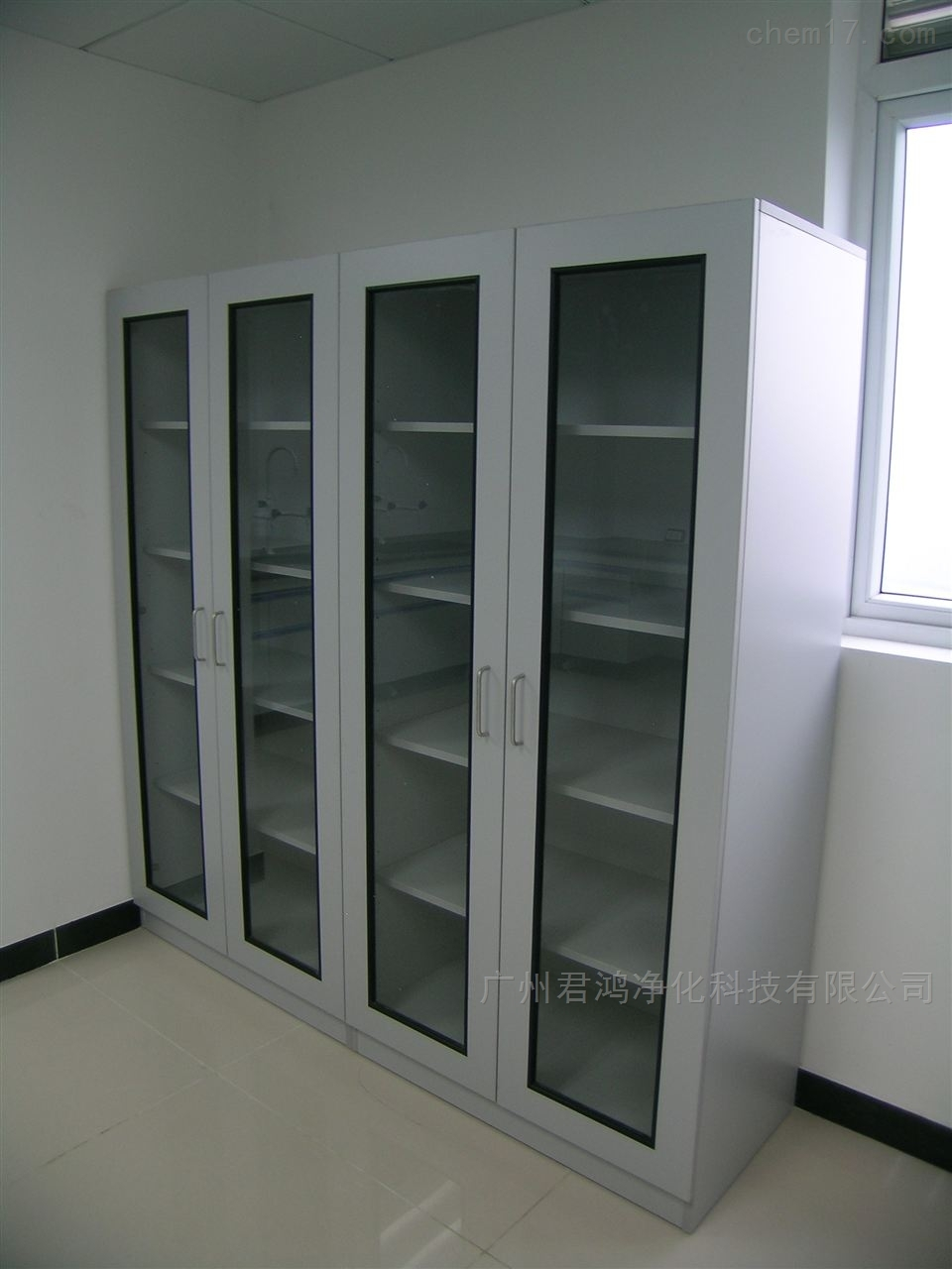 敦煌市铝木仪器柜药品柜 环保材料 量身定制