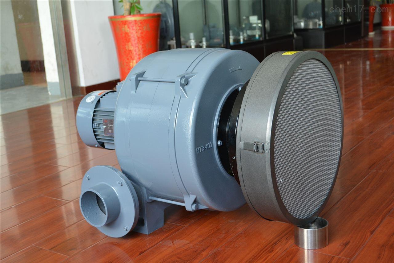 3.7KW透浦式多段中压风机批发