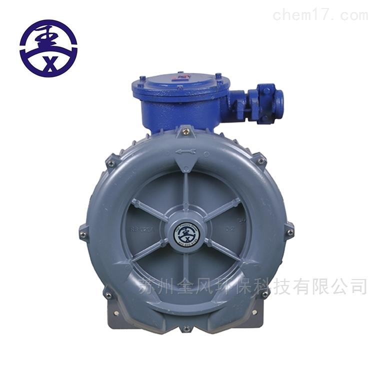 微型防爆旋涡气泵