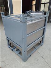 加工定製生產不鏽鋼噸桶 IBC方形鐵桶