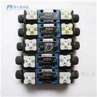 力士乐AC110V电磁阀4WE6J62/EW110N9K4
