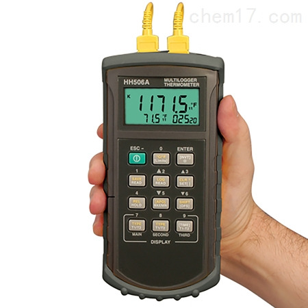 HH506A小型记录器 美国Omega
