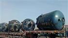 回收出售二手10吨外盘管不锈钢反应釜